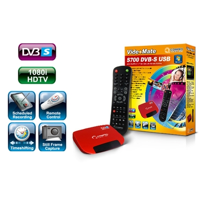 Satellite TV Box TVFM Tunere PC Componente Shopit